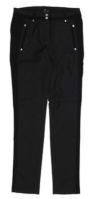 New Womens Daily Sports Cadri Pants 6 Black MSRP $139 763-209