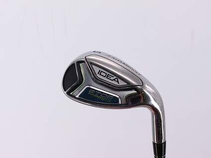 Adams Idea A7 OS Max Wedge Sand SW ProLaunch AXIS Blue Graphite Wedge Flex Right Handed 35.75in