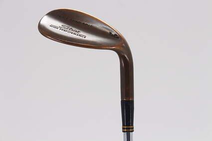 Titleist Triple Grind HP BeCu Wedge Lob LW 60° True Temper Dynamic Gold Steel Wedge Flex Right Handed 36.0in