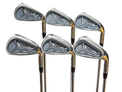 Adams Idea Tech A4R Iron Set 6-PW GW Adams Performance Tech Steel Steel Regular Right Handed 38.0in