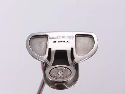 Odyssey White Ice 2-Ball Putter Steel Left Handed 35.0in