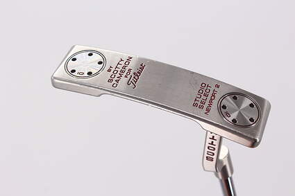 Titleist Scotty Cameron Studio Select Newport 2 Putter Steel Right Handed 32.0in