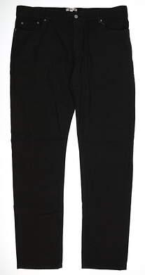 New Mens Peter Millar Golf Pants 38 Brown MSRP $160 MF16B95