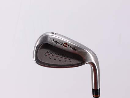 TaylorMade Supersteel Single Iron 8 Iron TM S-90 Steel Stiff Right Handed 36.0in