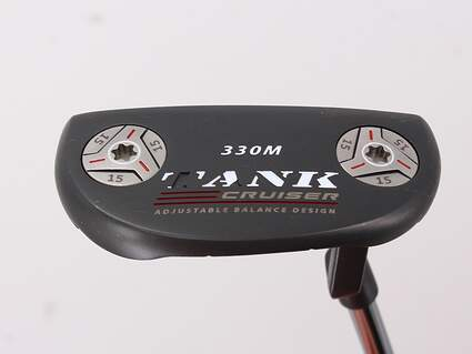 Odyssey Tank Cruiser 330M Putter Steel Right Handed 35.0in