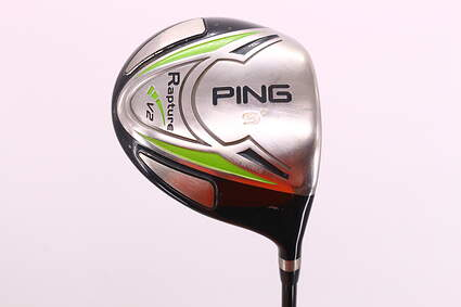 Ping Rapture V2 Driver 9° Ping TFC 939D Graphite Stiff Right Handed 45.75in