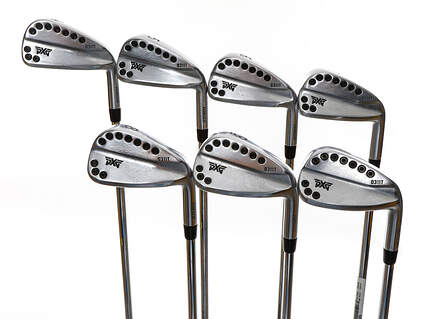 PXG 0311T Chrome Iron Set 4-PW Nippon NS Pro Modus 3 Tour 120 Steel Stiff Right Handed 38.0in