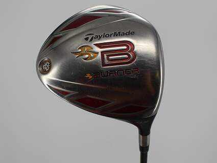 TaylorMade 2009 Burner Driver 10.5° TM Reax Superfast 49 Graphite Regular Right Handed 46.25in