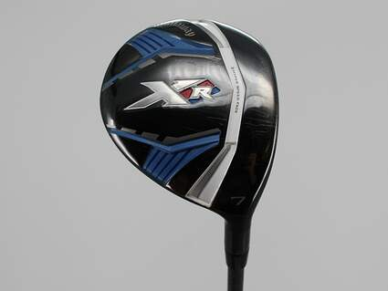Callaway XR Fairway Wood 7 Wood 7W Project X SD Graphite Ladies Right Handed 41.25in