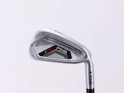 Ping I25 Single Iron 5 Iron Ping CFS Steel Stiff Right Handed Blue Dot 38.0in