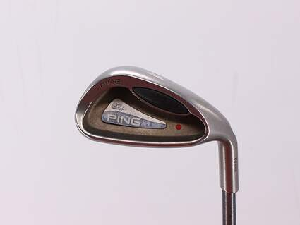 Ping G2 Single Iron Pitching Wedge PW Ping TFC 100I Graphite Senior Right Handed Red dot 35.5in
