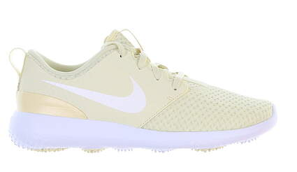 New Womens Golf Shoe Nike Roshe G Medium 8 Alabaster/White MSRP $80 CD6066 700