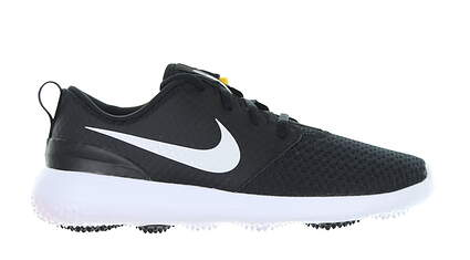 New Womens Golf Shoe Nike Roshe G Medium 8 Black/White MSRP $80 CD6006 001
