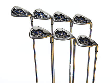 Callaway X-18 Pro Series Iron Set 5-PW SW True Temper Dynamic Gold S300 Steel Stiff Right Handed 39.0in