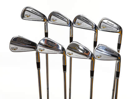 Cleveland 2012 588 Combo Iron Set 3-PW True Temper Dynamic Gold S300 Steel Stiff Right Handed 37.75in