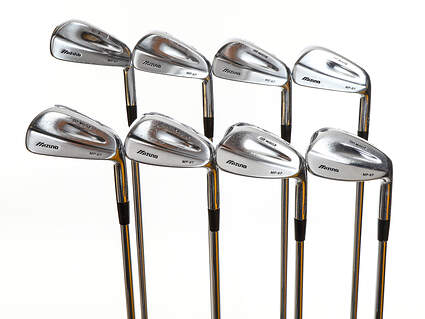 Mizuno MP 67 Iron Set 3-PW True Temper Dynamic Gold R300 Steel Regular Right Handed 38.0in