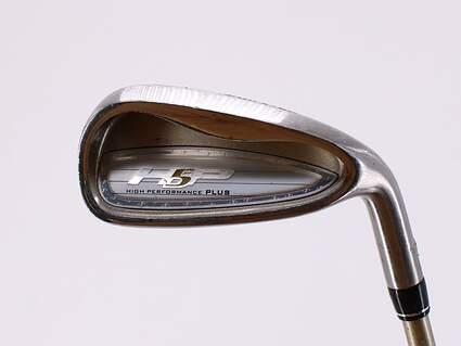 Tour Edge HP5 Single Iron 6 Iron Stock Graphite Shaft Graphite Regular Right Handed 35.75in