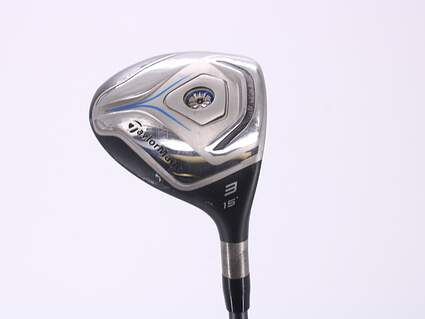 Tour Issue TaylorMade Jetspeed Fairway Wood 3 Wood 3W 15° Aldila Tour Green 75 Graphite Tour X-Stiff Right Handed 43.0in