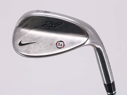 Nike SV Tour Chrome Wedge Sand SW 56° 14 Deg Bounce Stock Steel Shaft Steel Wedge Flex Right Handed 35.0in