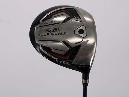 Honma TW737 460 Driver 10.5° Project X 5.5 Graphite Regular Right Handed 45.5in
