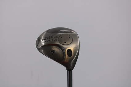 Callaway Hawkeye Fairway Wood 7 Wood 7W Callaway Stock Graphite Graphite Firm Right Handed 42.0in