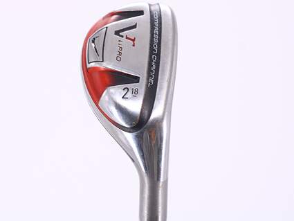 Nike Victory Red Pro Hybrid 2 Hybrid 18° Project X 6.5 Graphite Graphite X-Stiff Right Handed 41.0in