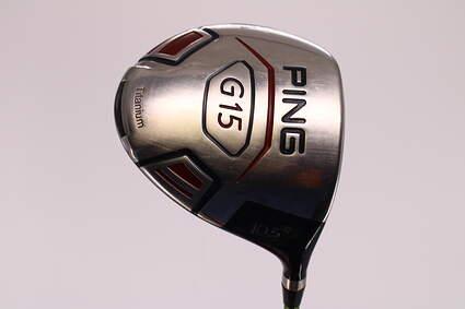 Ping G15 Driver 10.5° Aldila NV 65 Graphite Stiff Right Handed 45.75in
