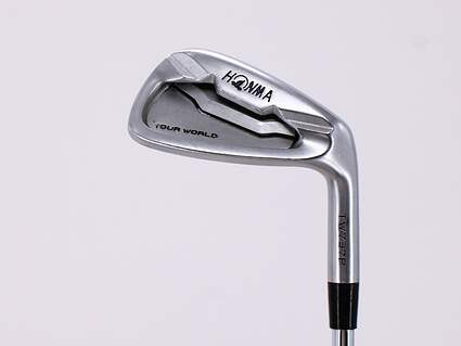 Honma TW737P Single Iron Pitching Wedge PW Nippon 950GH Steel Stiff Right Handed 35.5in