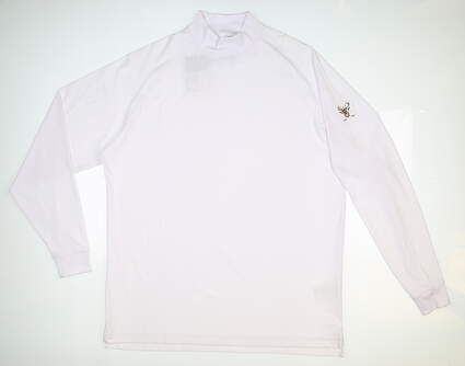 New W/ Logo Mens Footjoy Base Layer XX-Large XXL White MSRP $100 21495