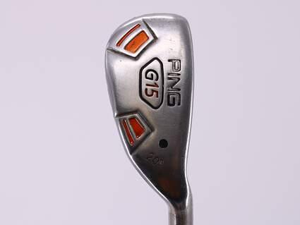 Ping G15 Hybrid 3 Hybrid 20° Ping TFC 149I Graphite Regular Right Handed 40.0in