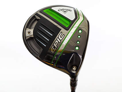 Mint Callaway EPIC Max Driver 9° Project X HZRDUS Smoke iM10 50 Graphite Stiff Right Handed 45.5in