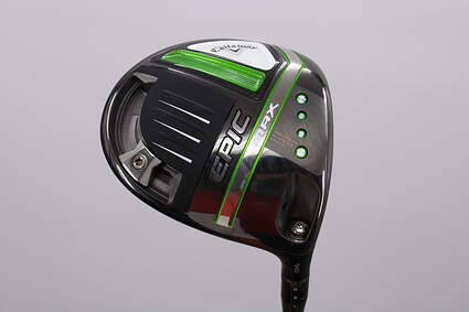 Callaway EPIC Max Driver 9° Project X HZRDUS Smoke iM10 60 Graphite Regular Right Handed 45.5in