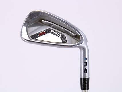 Ping I25 Single Iron 6 Iron FST KBS Tour C-Taper Lite 110 Steel Stiff Right Handed Blue Dot 38.5in