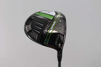 Mint Callaway EPIC Max Driver 10.5° Project X HZRDUS Smoke iM10 50 Graphite Regular Right Handed 45.75in