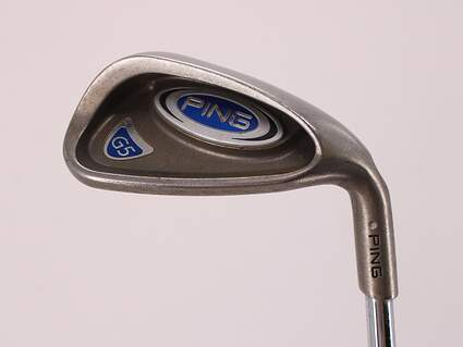 Ping G5 Single Iron Pitching Wedge PW 46° True Temper Steel Stiff Right Handed Silver Dot 35.75in