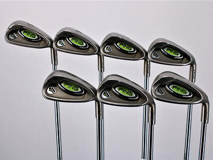 Ping Rapture Iron Set 5-PW GW Ping CS Lite Steel Regular Right Handed Red dot 38.0in
