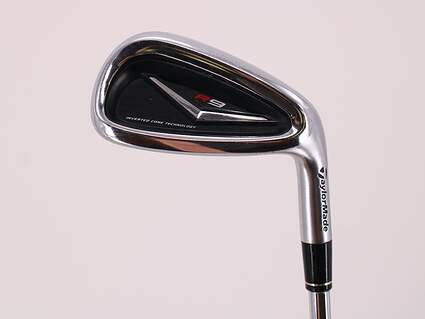 TaylorMade R9 Single Iron Pitching Wedge PW 46° FST KBS 90 Steel Regular Right Handed 36.25in