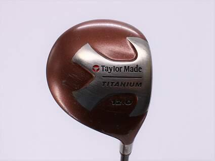 TaylorMade Ti Bubble Driver 12° TM Bubble Graphite Regular Right Handed 45.5in
