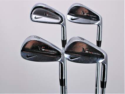 Nike VR Forged Pro Combo Iron Set 7-PW True Temper Dynamic Gold X100 Steel X-Stiff Right Handed 37.25in