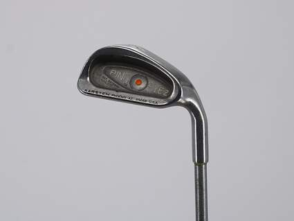 Ping Eye 2 Single Iron 6 Iron Stock Graphite Shaft Graphite Stiff Right Handed Orange Dot 36.0in