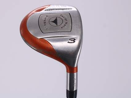 TaylorMade Firesole Fairway Wood 3 Wood 3W TM Bubble Graphite Stiff Right Handed 42.75in