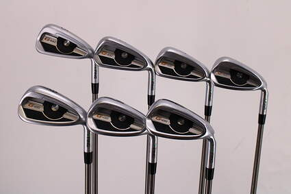 Ping G400 Iron Set 5-PW GW Aerotech SteelFiber i80 Graphite Regular Right Handed Green Dot 39.25in