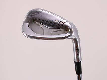 Ping S55 Single Iron Pitching Wedge PW Project X 6.0 Steel Stiff Right Handed Black Dot 36.0in