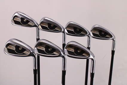 Ping G400 Iron Set 6-PW GW SW ALTA CB Graphite Regular Right Handed Blue Dot 38.0in