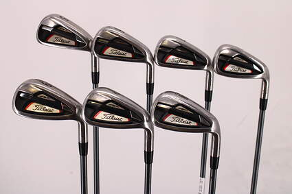 Titleist 714 AP1 Iron Set 5-PW GW Accra I Series Graphite Regular Right Handed 38.5in
