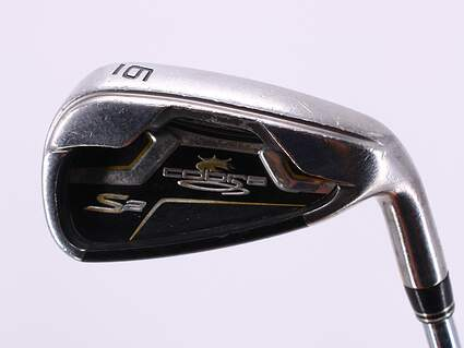 Cobra S2 Single Iron 6 Iron True Temper Dynamic Gold R300 Steel Regular Right Handed 38.75in