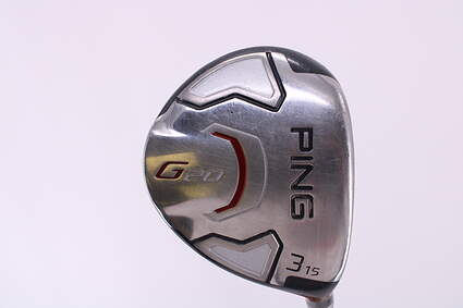 Ping G20 Fairway Wood 3 Wood 3W 15° Ping TFC 169F Graphite Senior Right Handed 42.75in