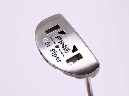 Ping G5i Piper Putter Steel Right Handed Black Dot 33.5in