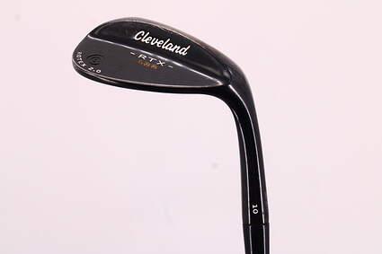 Cleveland 588 RTX 2.0 Black Satin Wedge Lob LW 58° True Temper Dynamic Gold Steel Wedge Flex Right Handed 35.0in