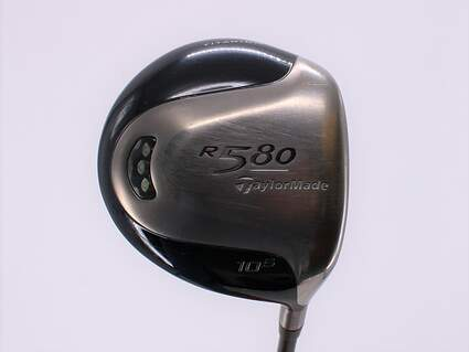 TaylorMade R580 Driver 10.5° TM M.A.S.2 Graphite Stiff Right Handed 45.25in
